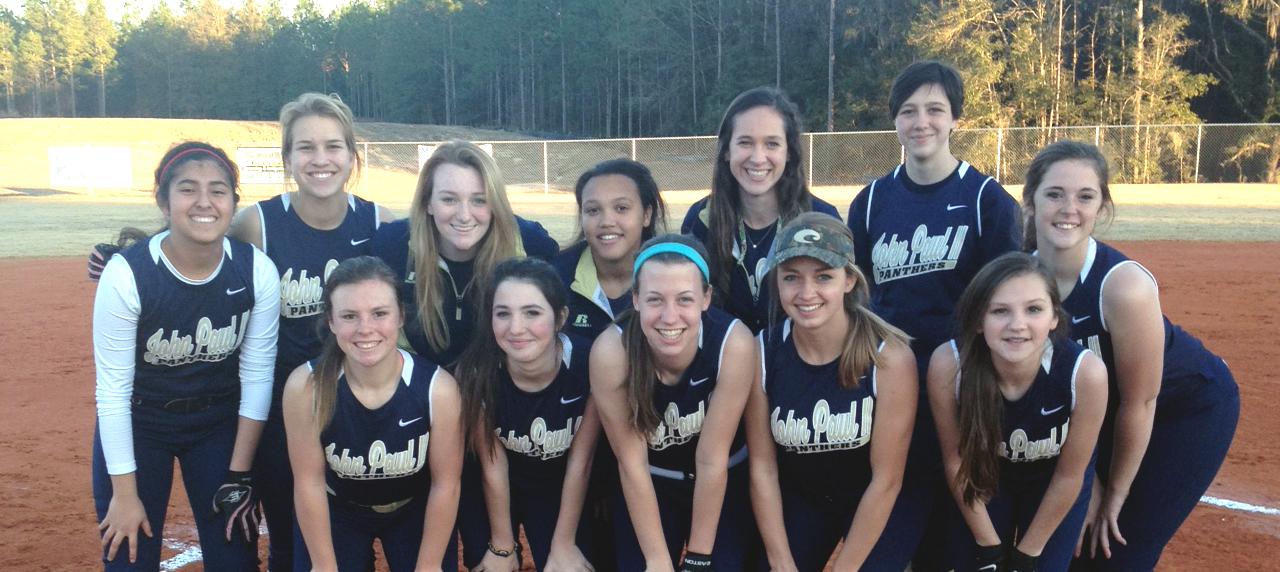2015 Softball win lg